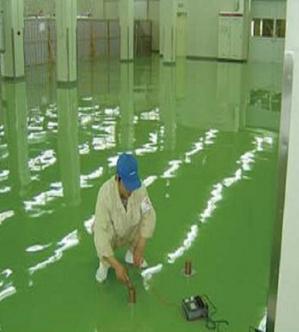 抗静电环氧自流平地坪,地坪施工 价格电议图片