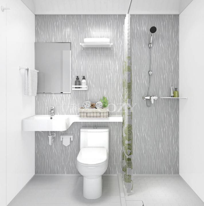 【科逸】源头生产 淋浴房 酒店整体浴室 整体卫浴 整体卫生间 价格电议图片