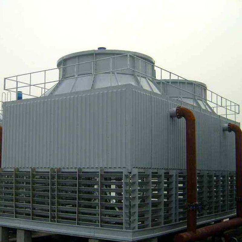 防腐型全玻璃钢冷却塔应用于污水、酸碱水的循环冷却 价格电议图片