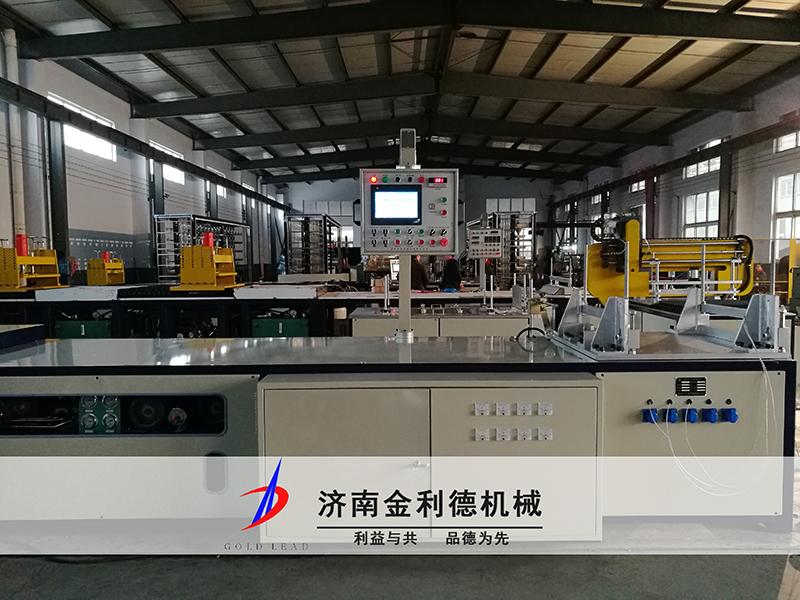BLGY-8030-10T型液压拉挤生产线图片