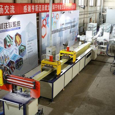 聚氨酯树脂拉挤设备 聚氨酯拉挤注胶设备