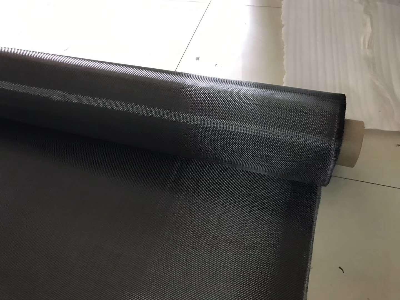 玻碳碳纤维混编布