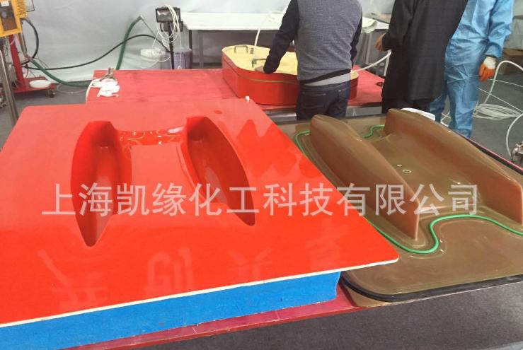 上海凯缘 亚什兰模具胶衣GT7068S 价格电议图片