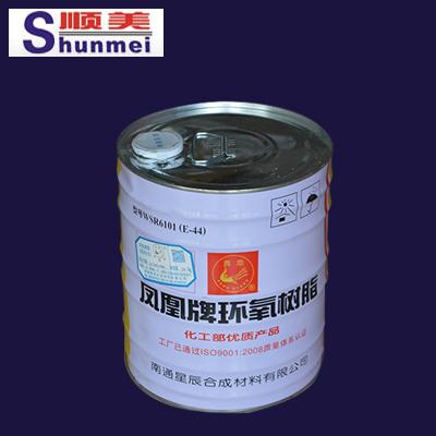 顺美新材 厂家直销E44环氧树脂/四川环氧树脂/6101环氧树脂 价格电议图片