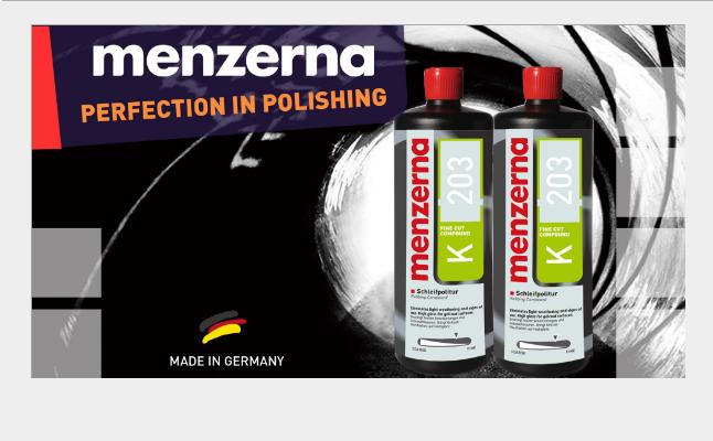 上海凯缘 德国曼泽纳menzerna模具镜面蜡K203抛光剂 价格电议图片