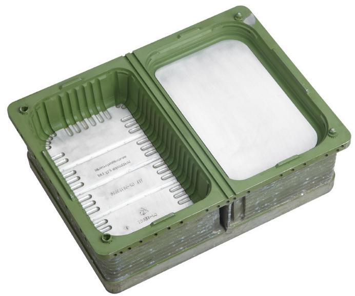 吸塑铝模 主要针对深型腔、多型腔及 PET 等产品