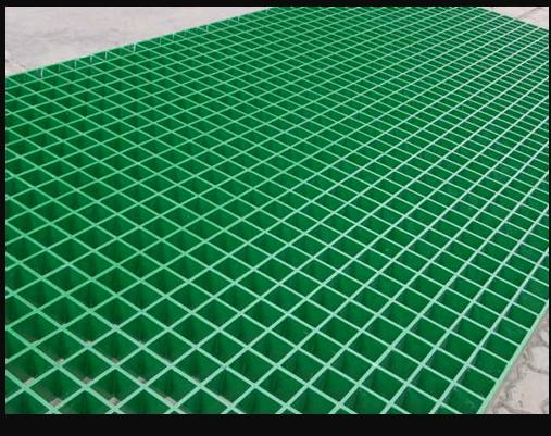 供应优质山西临汾玻璃钢格栅 高强度耐腐蚀 厂家直销