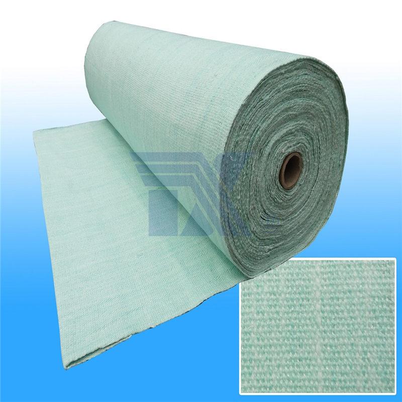 天兴 可降解纤维布 环保高温布 生态保温布 耐火布防火布图片