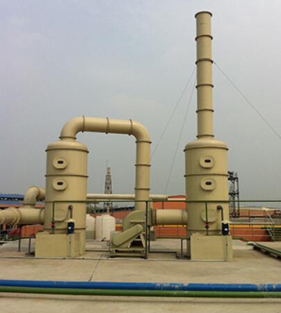 污水站臭气净化塔