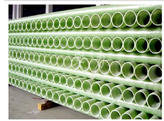 玻璃钢电缆保护管道