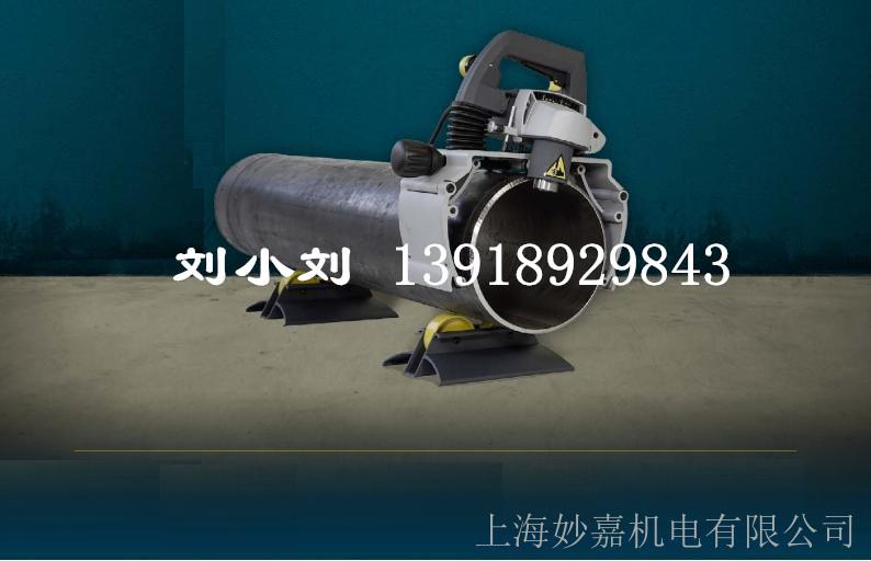 供应快速度切削的切管机,通风管道专用的切割机,不锈钢切管机图片