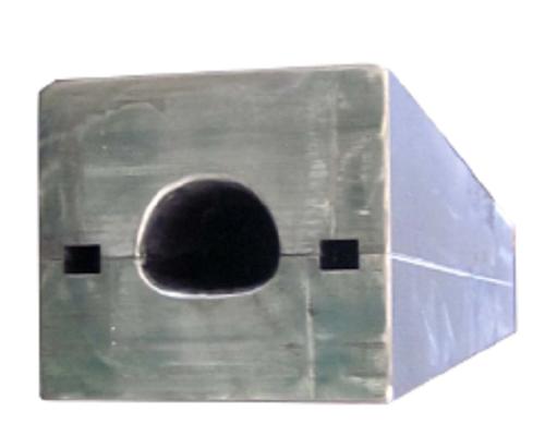 订做玻璃钢挤拉模具 工字钢图片
