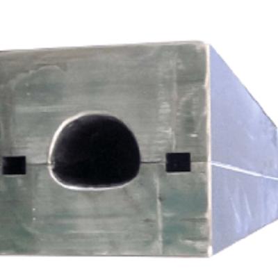 订做玻璃钢挤拉模具 工字钢