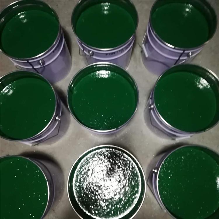厂家生产乙烯基玻璃鳞片涂料图片