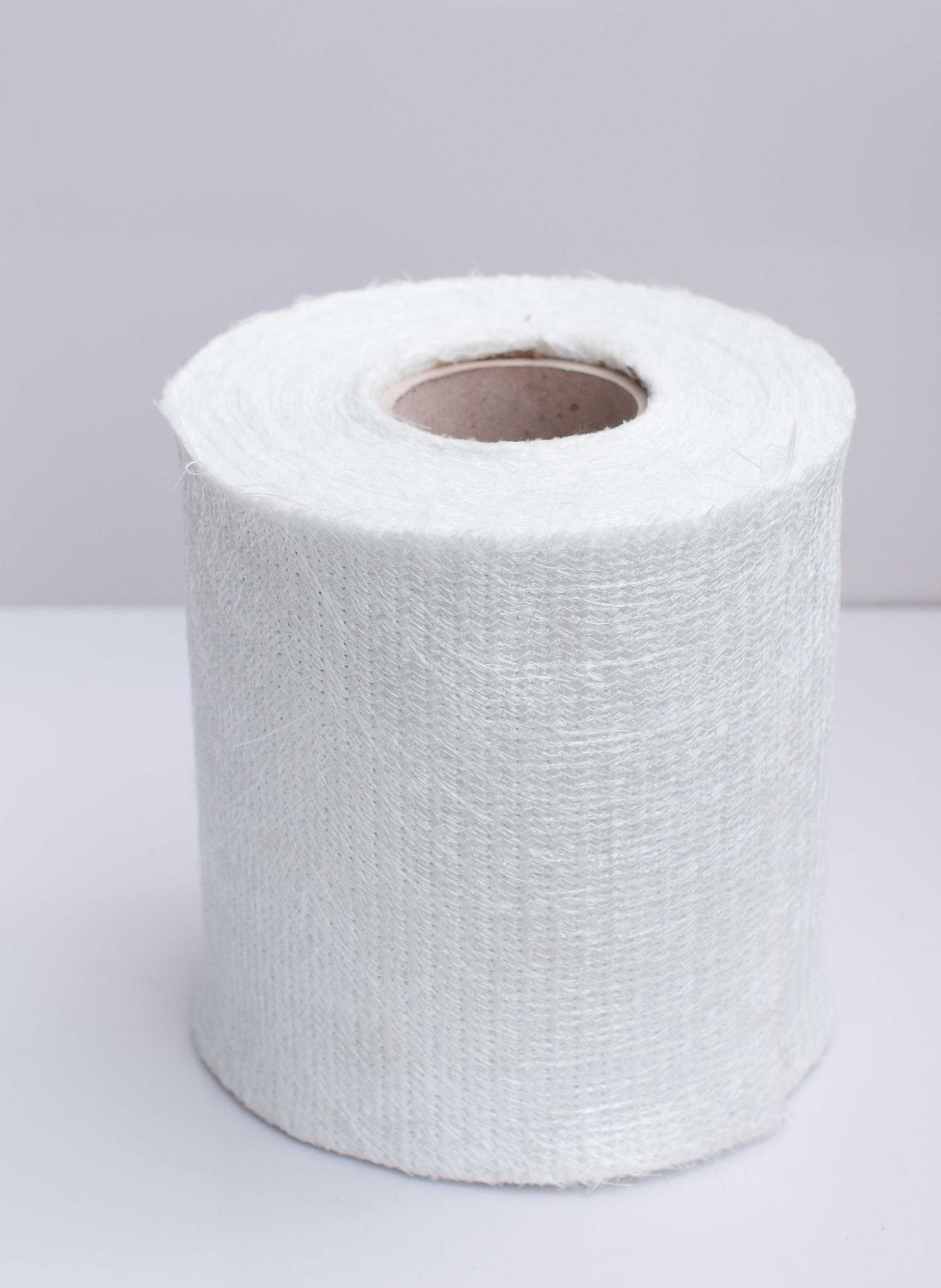 厂家供应玻璃纤维缝编毡施工效率高针织毡新材料图片