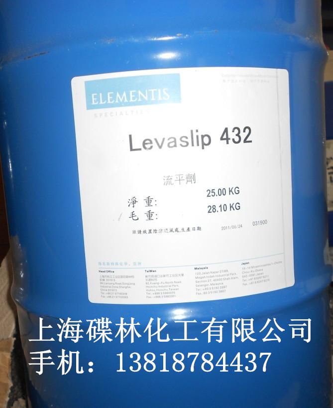 Levaslip硅酮流平剂432图片
