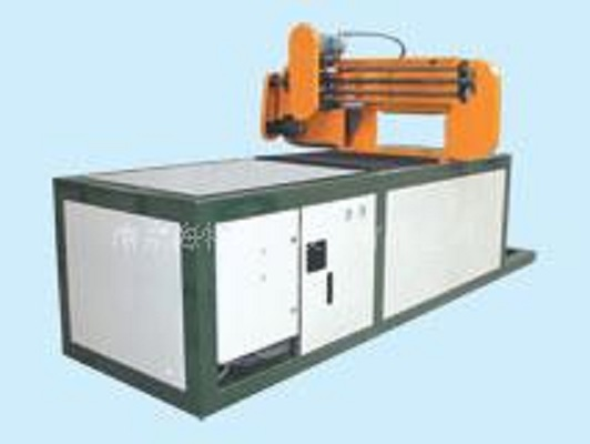 玻璃钢型材自动切割机图片