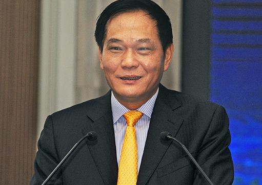 江西铜业集团原副董事长吴育能被双开:非法收受他人巨额财物