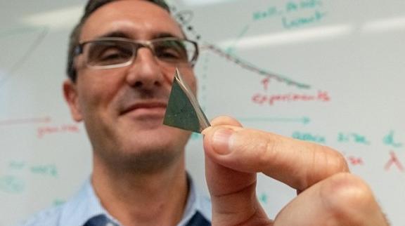 突破霍尔·佩奇极限 世界上强度最高的导电用银合金被制造出来