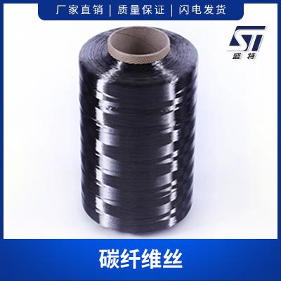 1K碳纤维丝图片