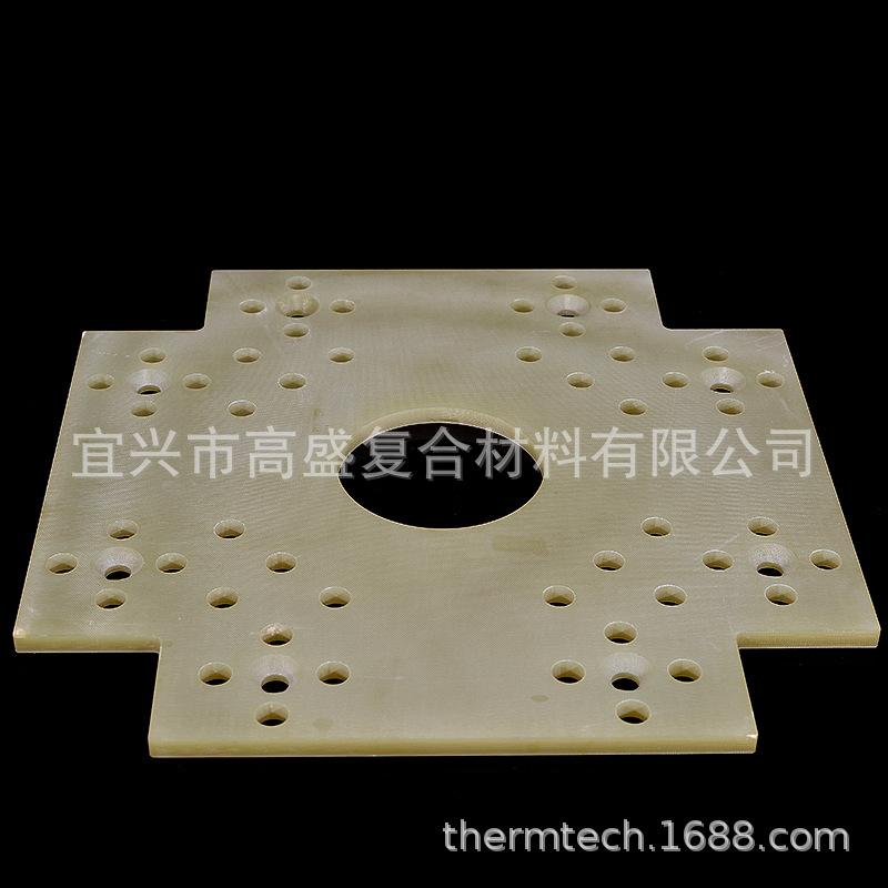 塑料模具隔热板注塑机模具隔热板耐温210度隔热板图片