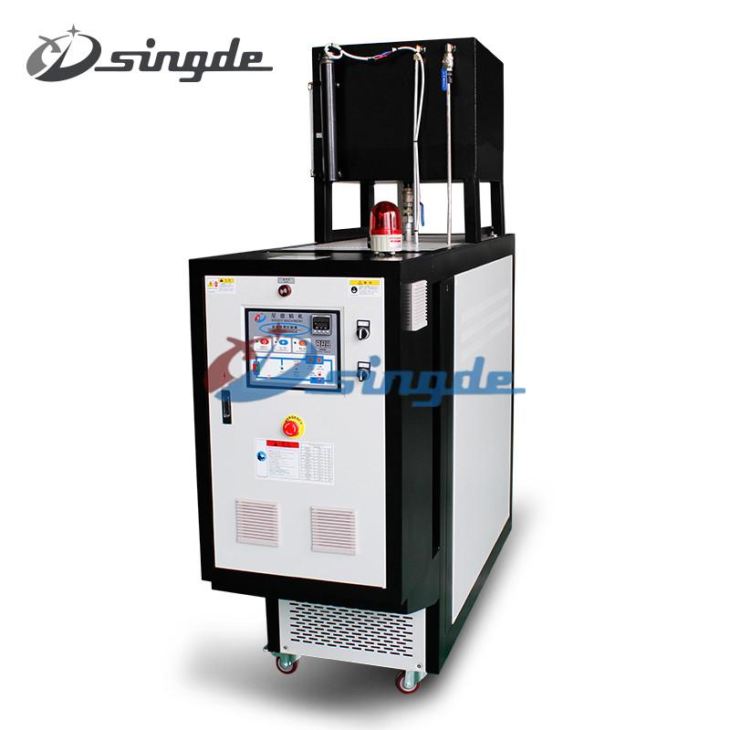 山东反应釜温度控制机,山东反应釜油加热器图片