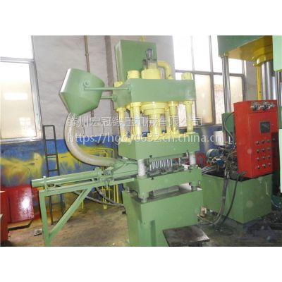 TGM全自动粉末压力机 盐球浴盐球成型液压机 四柱液压机图片