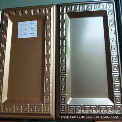 厂家直供铁门不锈钢门仿古拉丝水性烤漆古铜色金属漆耐酸碱高硬度图片
