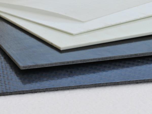 热塑性增强复合板保鲜车厢室内装修板材图片