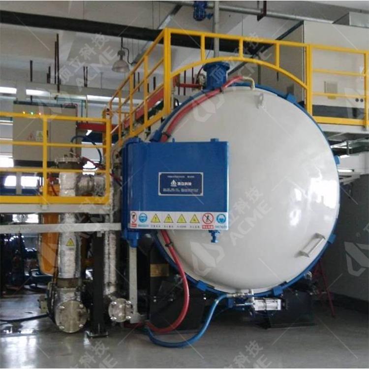 卧式真空脱脂烧结炉(碳化物/氮化物/氧化物)图片