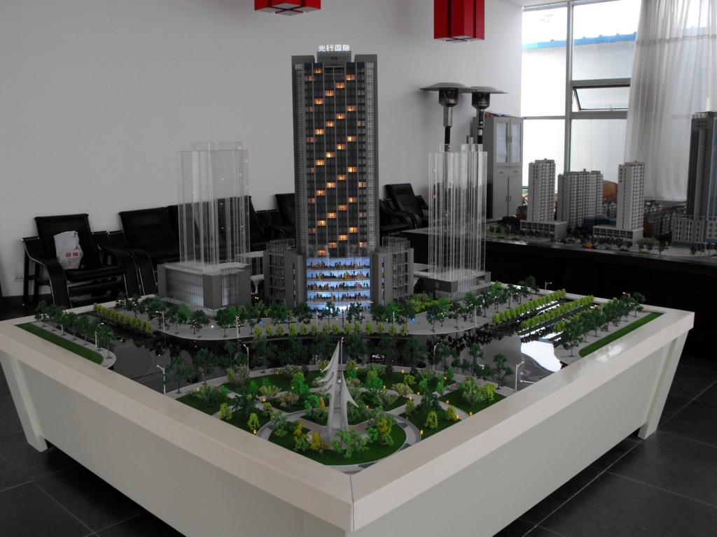 江苏工业建筑模型/高端模型制作图片