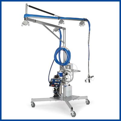 GRACO玻璃钢喷涂机 玻纤喷涂设备