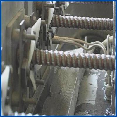 玻璃锚杆生产设备