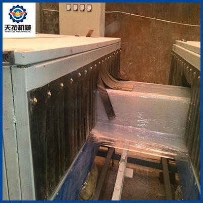 FRP水槽生产线图片