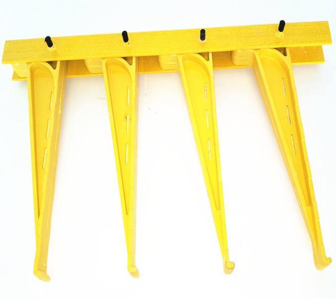 太原玻璃钢组合式电缆沟托臂支架